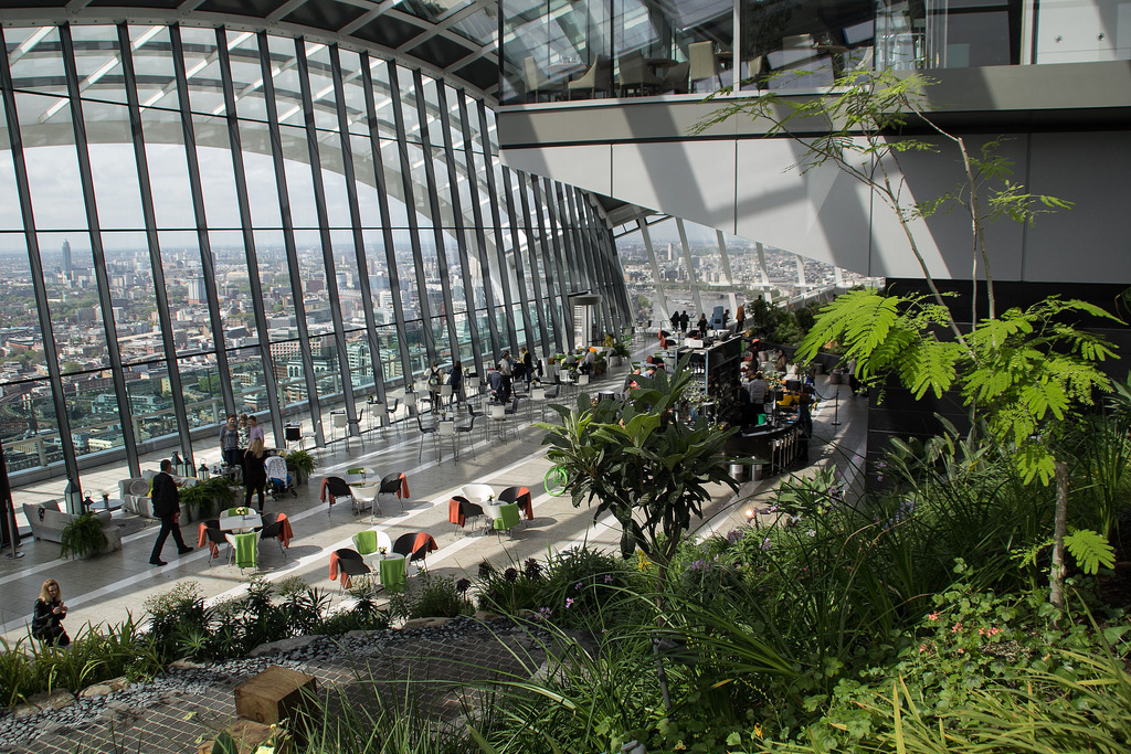 Sky Garden London