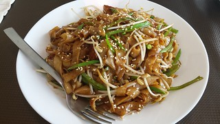 Stir-Fried Beef with Hofan Noodles from Pu Kwong