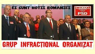 Filiera mafiei PSD-iste: Ceausescu, Iliescu, Nastase, Ponta, Dragnea