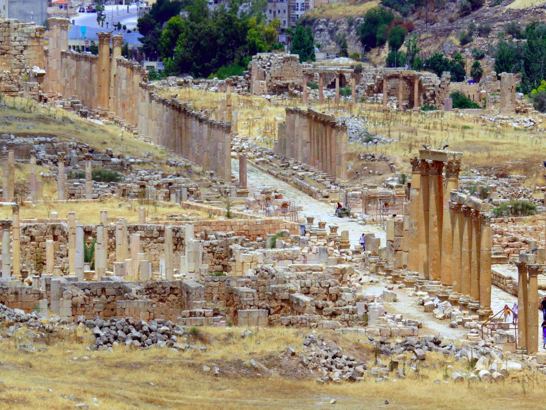 Jordania / Jordan - Jerash / Gerasa jerash, la roma de jordania - 30286693650 71f8eca028 o - Jerash, la Roma de Jordania