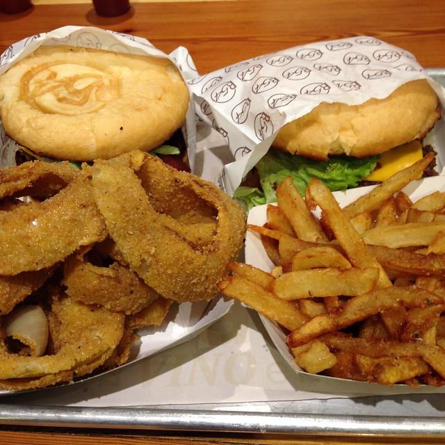 Burger 54, Buenos Aires