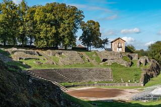 Römisches Theater, Autun