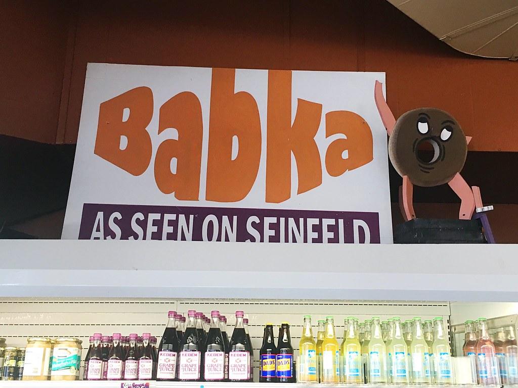 Babka sign