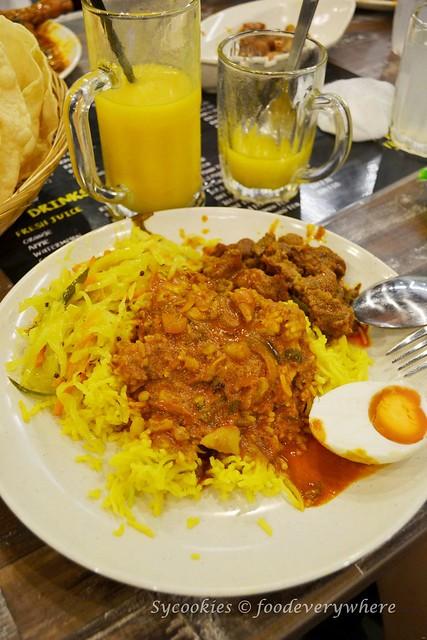 1.Hameediyah Nasi Kandar @ Sunway Nexis, Kota Damansara