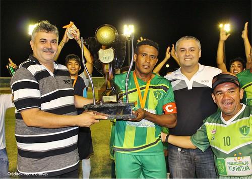 Tianguá 3 x 1 Esporte Limoeiro - Final do Campeonato Cearense Série C - 16/10/2016