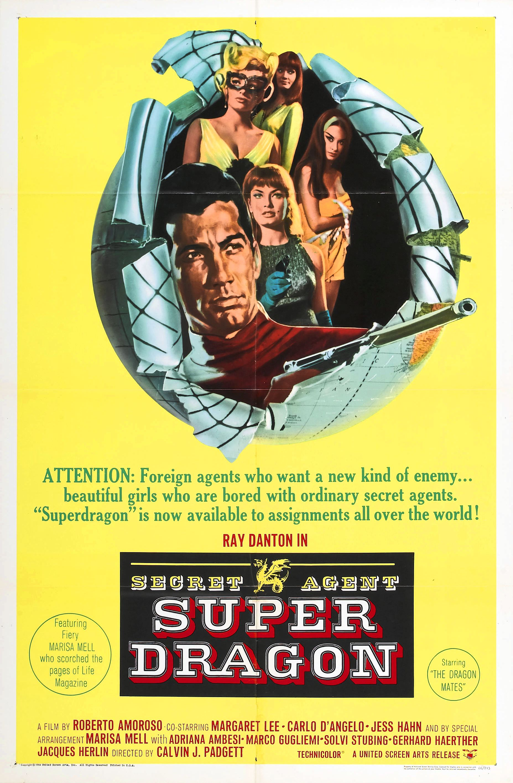 Secret Agent Super Dragon (1966)
