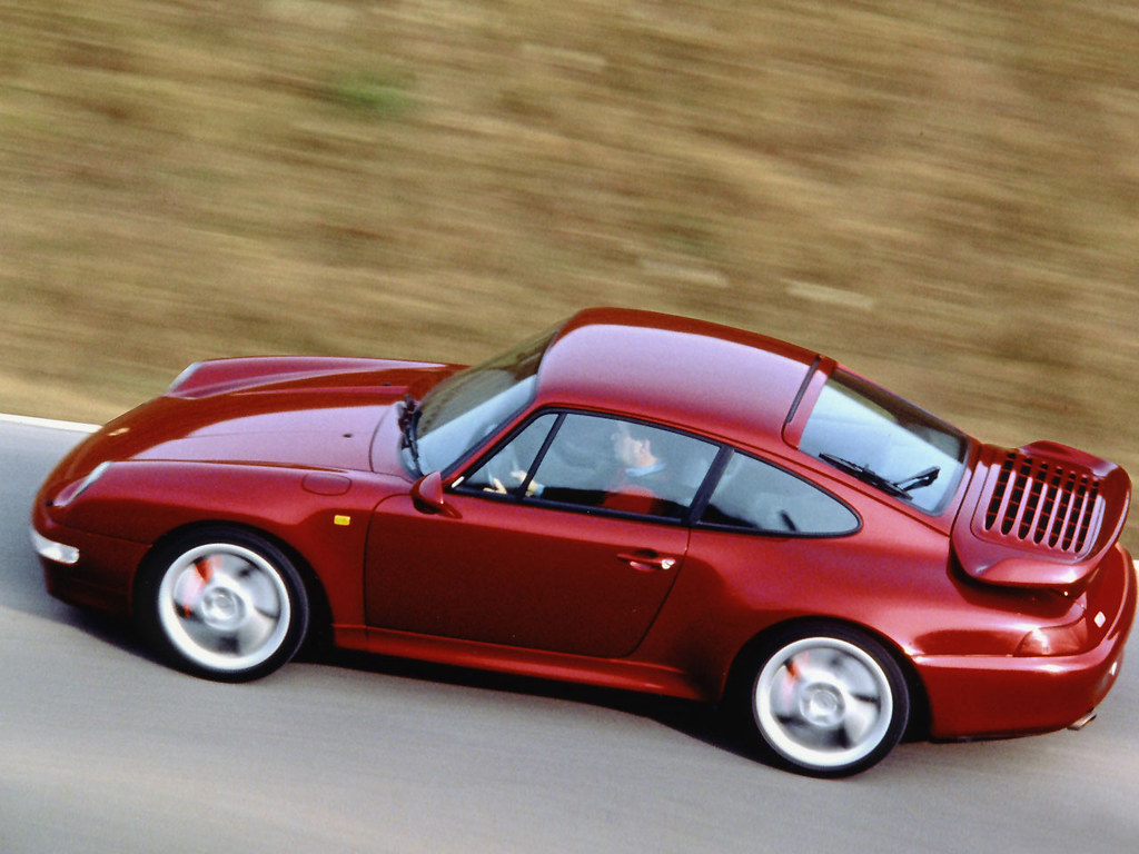 Porsche 911 Turbo 3.6 Coupe (кузов 993). 1995 – 1998 годы