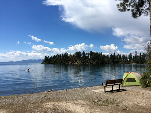 Flathead Lake Day-17