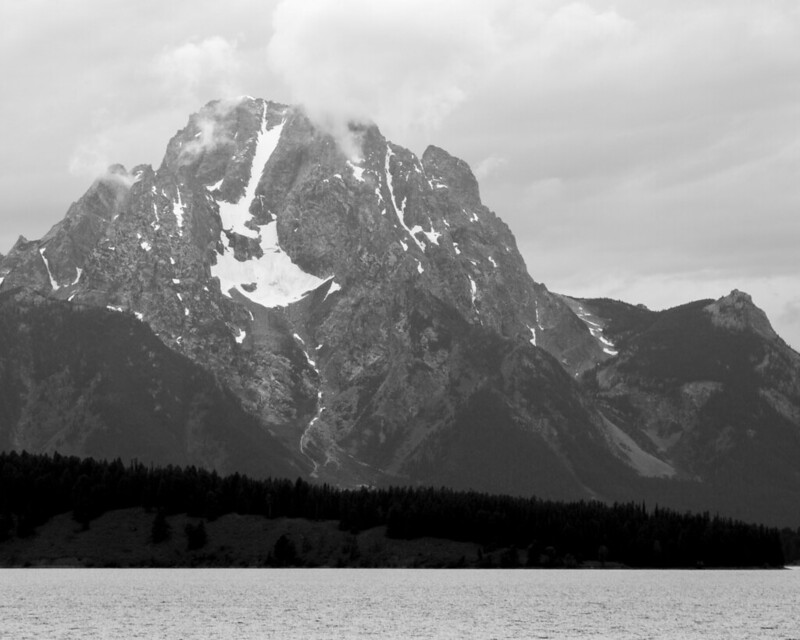 8x10 Tetons  bw Grand Teton National Park  IMG_6945