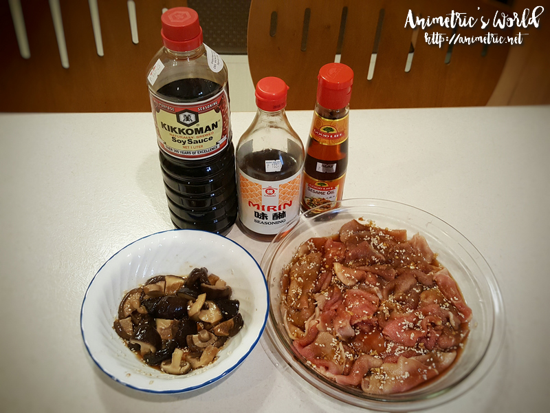 Animetric Cooking