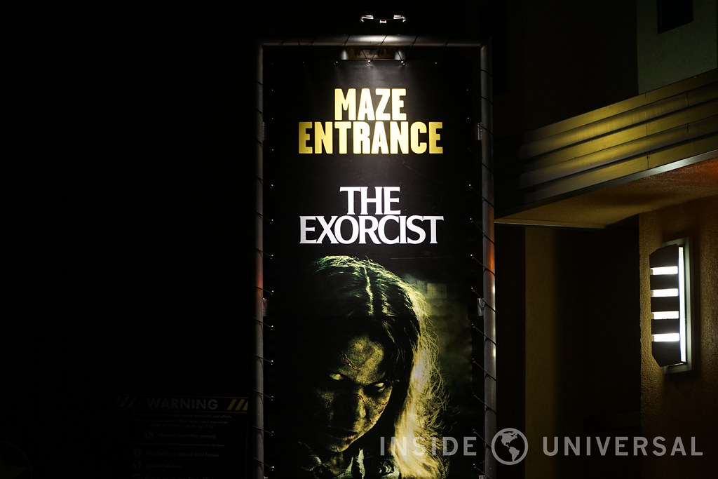 The Exorcist (2016) - Halloween Horror Nights at Universal Studios Hollywood