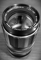 Super Takumar 105mm 2.8
