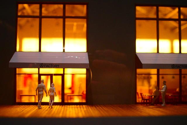 Diorama series: A Factory