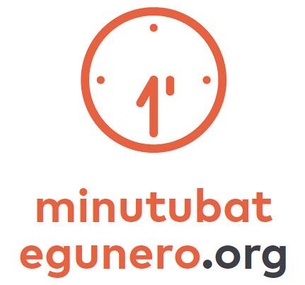 Minutu bat egunero logo