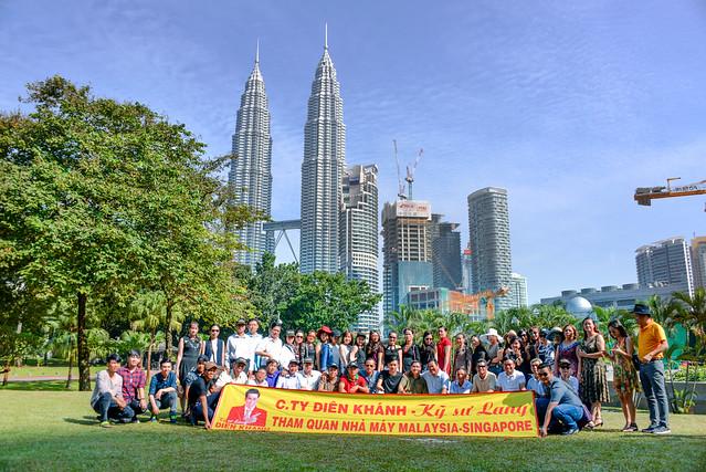 CTY DIÊN KHÁNH-KSƯ LANG THAM QUAN NHÀ MÁY MALAYSIA-SINGAPORE
