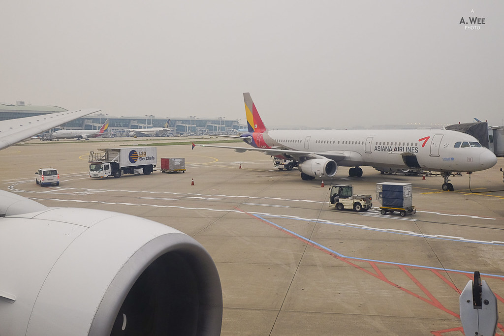 Asiana Airbus A321