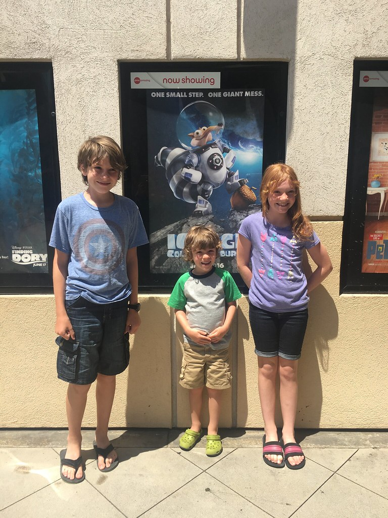 Seeing Ice Age 2