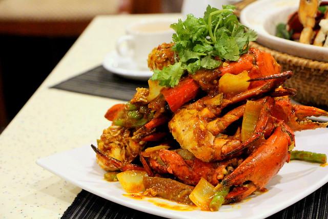 Assam Crab