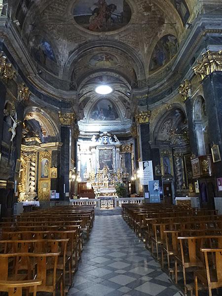 l'église Saint-Augustin de Nice