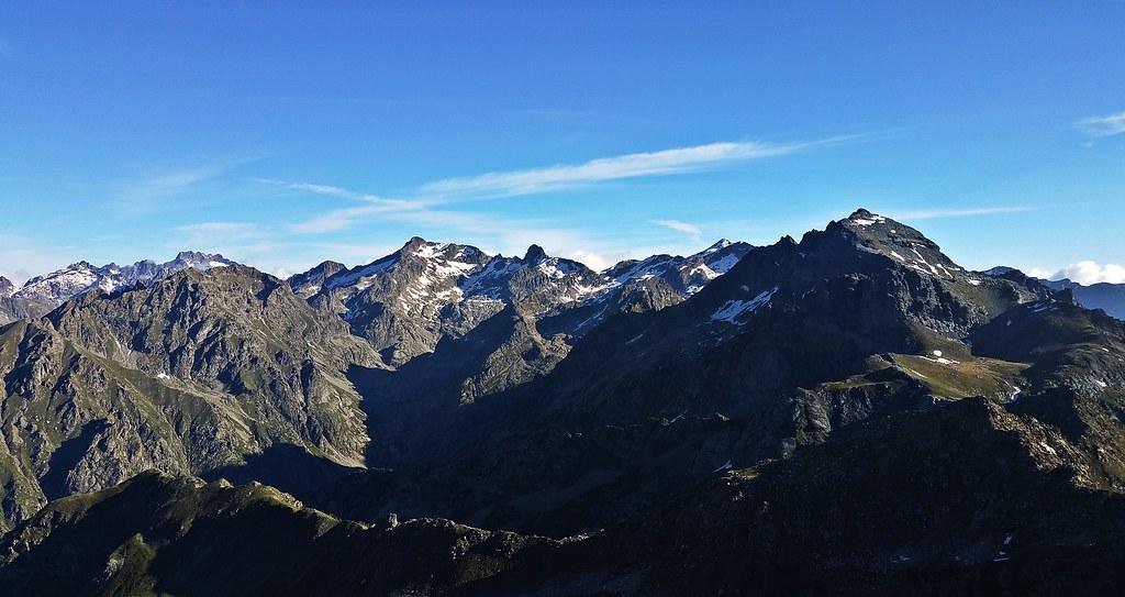 Mont des Merveilles et Gélas