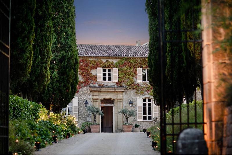 Дом Кристиана Диора La Colle Noire во Франции