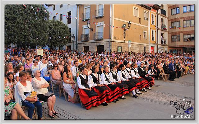 Briviesca Fiestas 2016 Proclamación de Reinas y Pregón 10