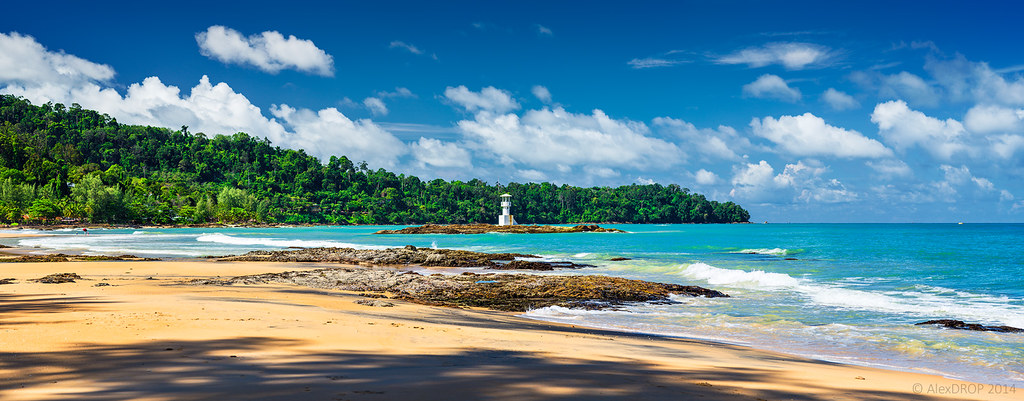 Khao Lak Is The Most Romantic City In Thailand