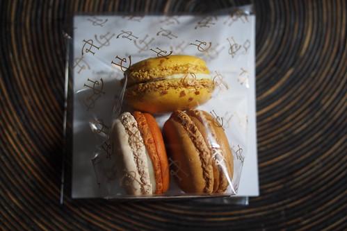 macarons, Pierre Hermé. Paris, France
