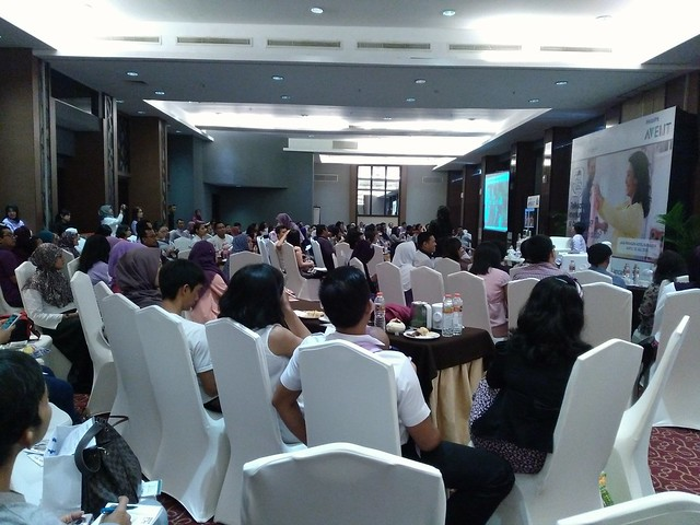 Suasana Philips AVENT New Parents Class