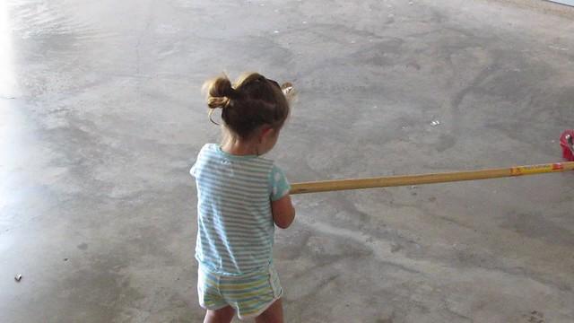 SweepingGarage