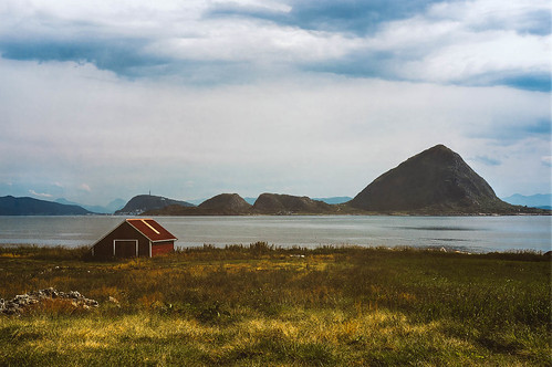 The cabin by the fjord