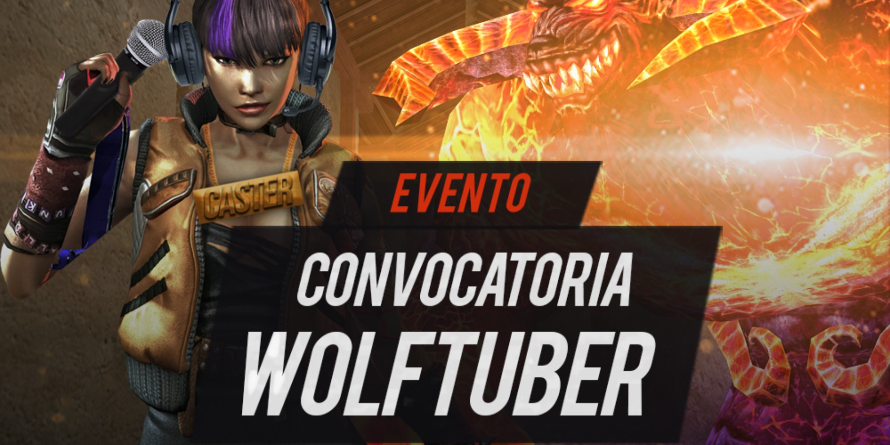 Convocatoria Wolftuber
