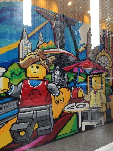 LEGO, NYC. Nueva York