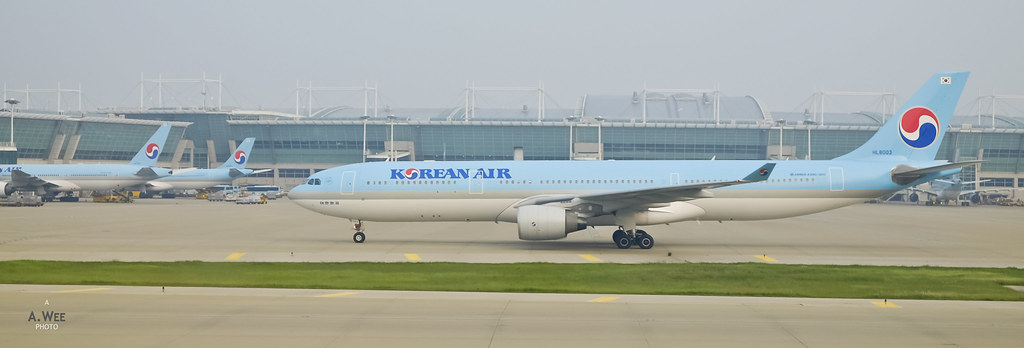 Korean Air Airbus A330