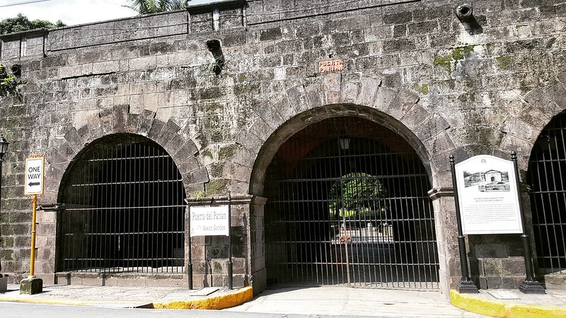 Intramuros. July 2016.