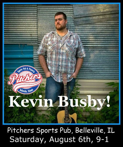 Kevin Busby 8-6-16