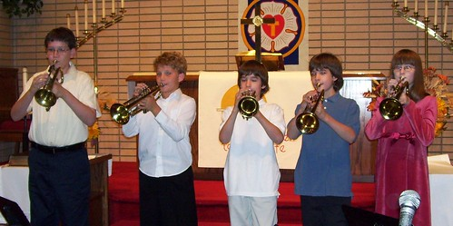 Home School Trumpet Ensemble