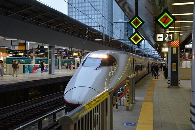 E2系電車