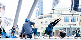 STORYTiME Contemporary: Street Dance Performance