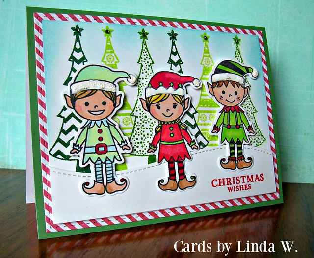 Christmas Wishes elves