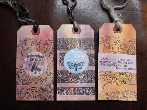 Magic tags