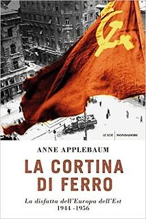 La cortina di ferro Anne Applebaum