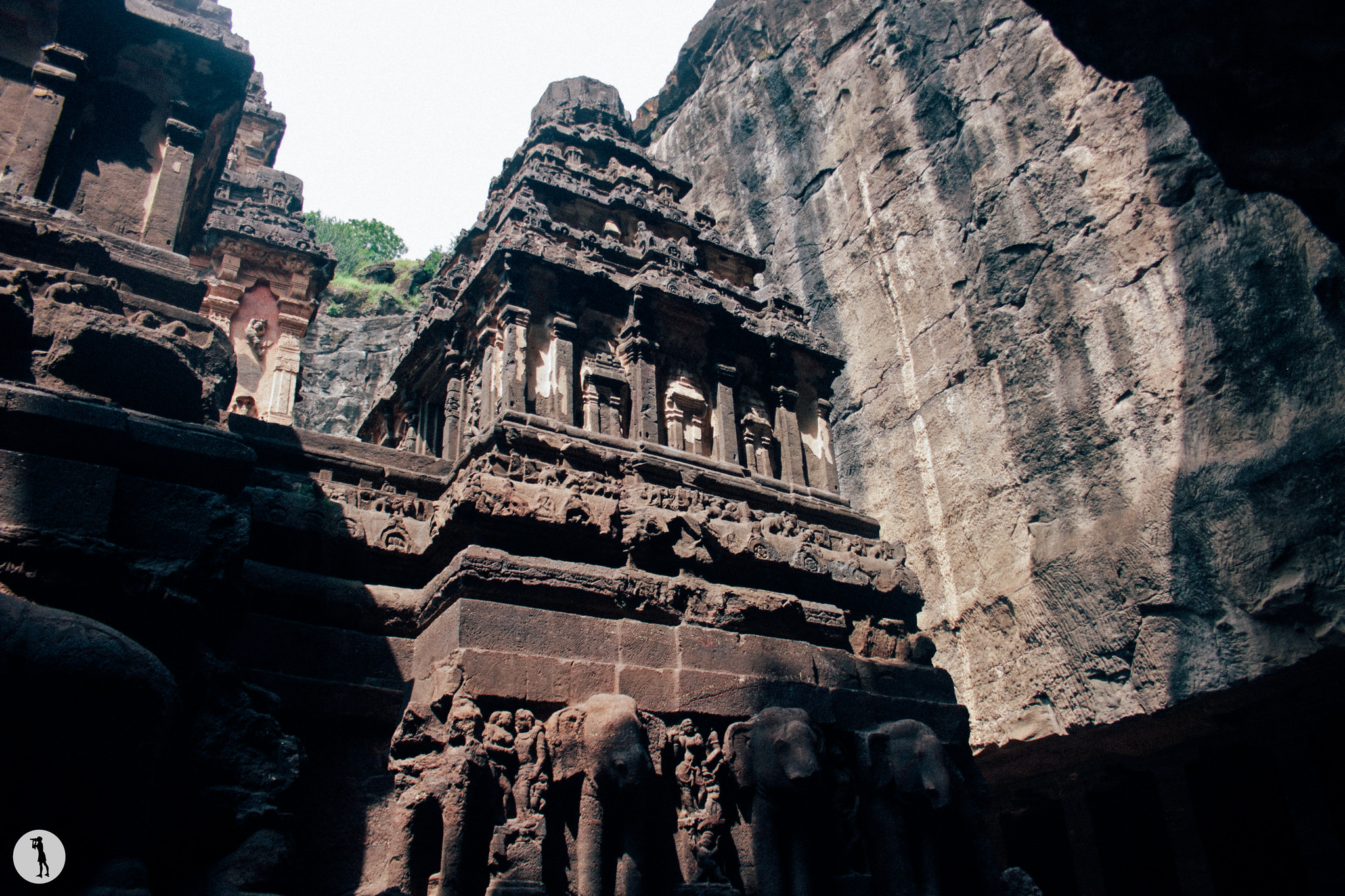 INDIA: Ellora Caves