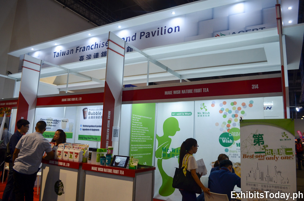 Taiwan Franchise and Pavilion