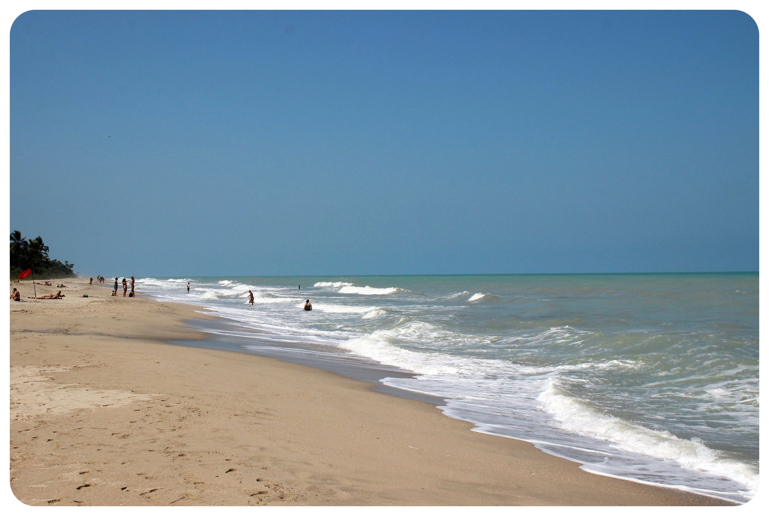 palomino beach ocean