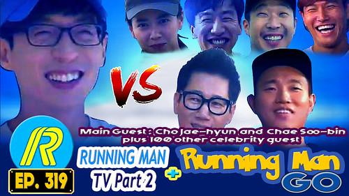[Vietsub] Running Man Ep 319