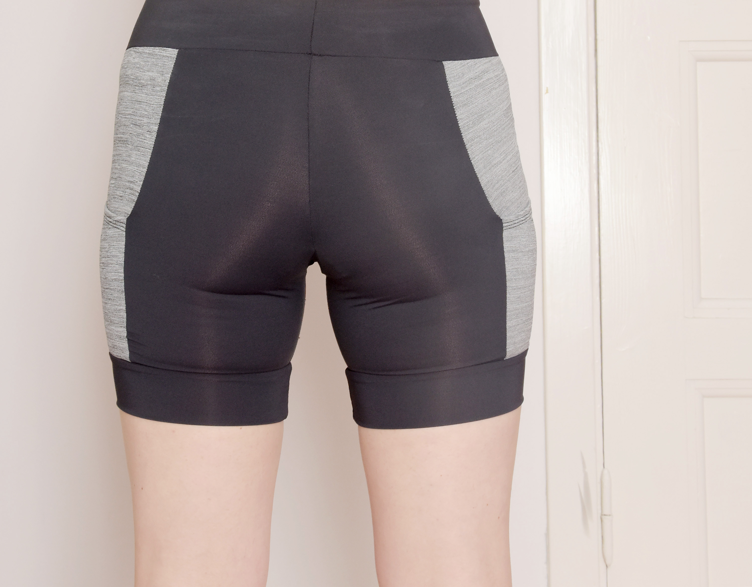 Running shorts made by me