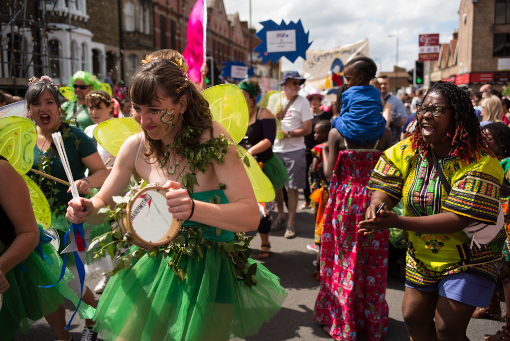 Cowley Road Carnival, 2016