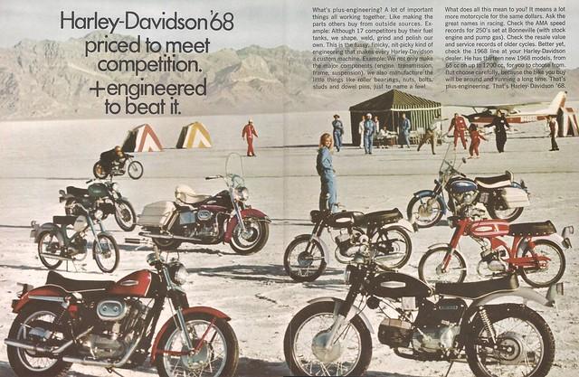 Harley-Davidson '68 2