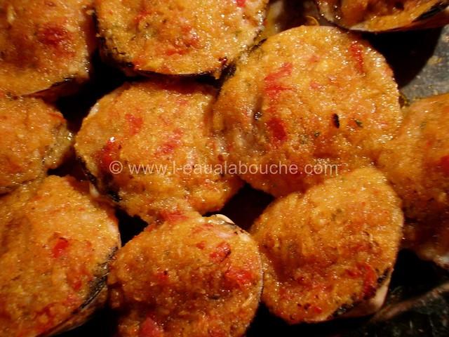 Amandes de Mer Farcies © Ana Luthi  Tous droits réservés 11